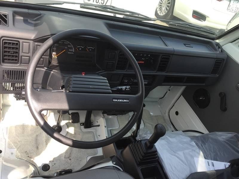 Suzuki Blind Van