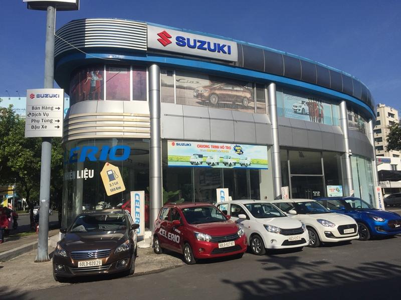Suzuki Phổ Quang