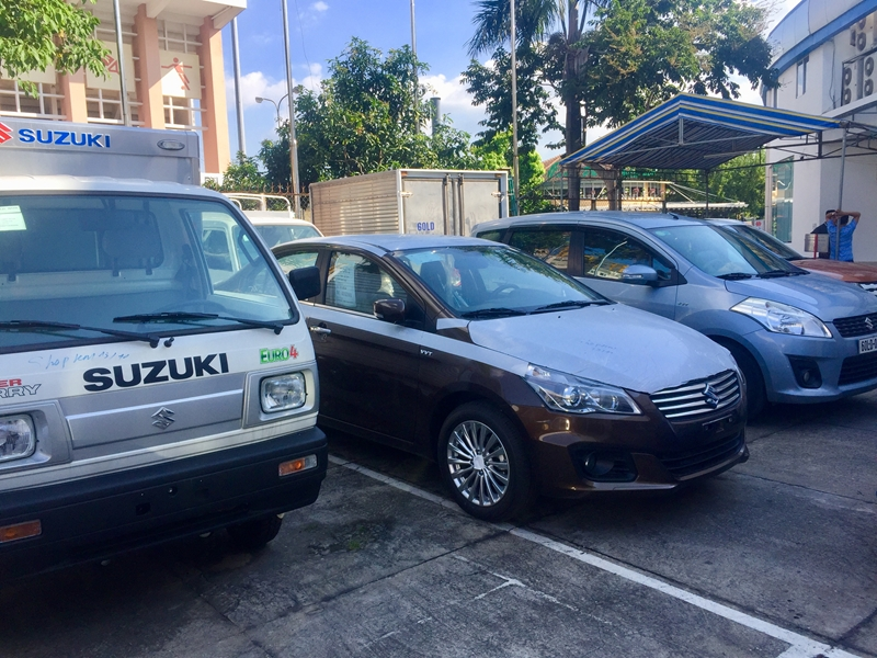 Đại Lý Xe Ô Tô Tại TPHCM