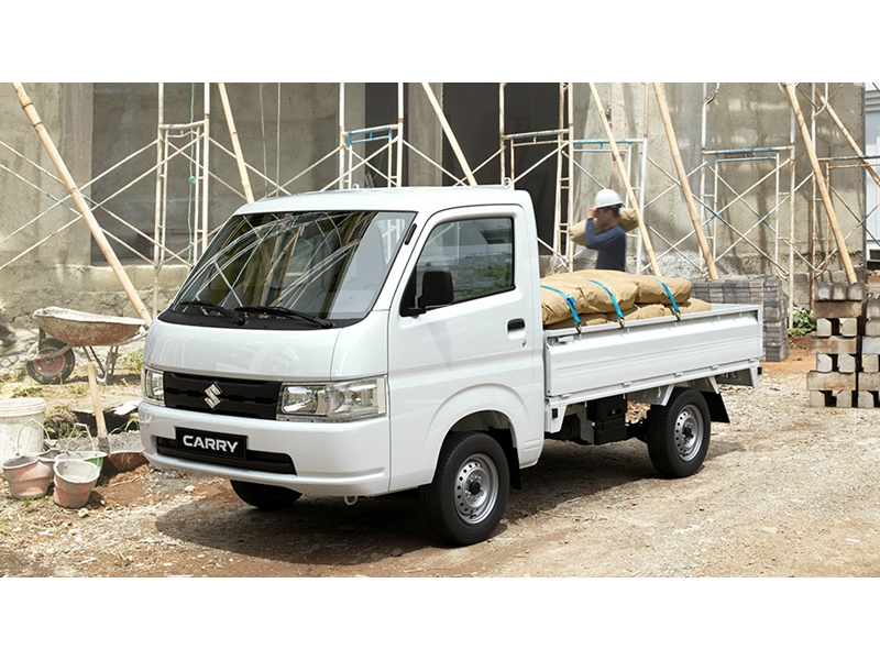 Suzuki Carry Pro All New