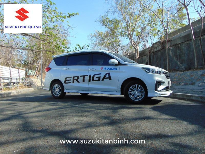Lái thử xe Suzuki Ertiga mới nhất
