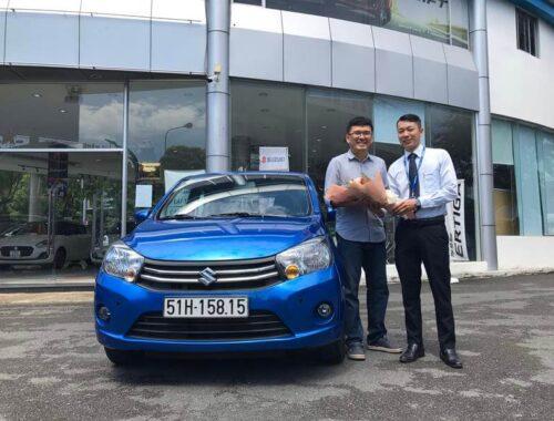 Suzuki Phổ Quang Giao Xe Celerio