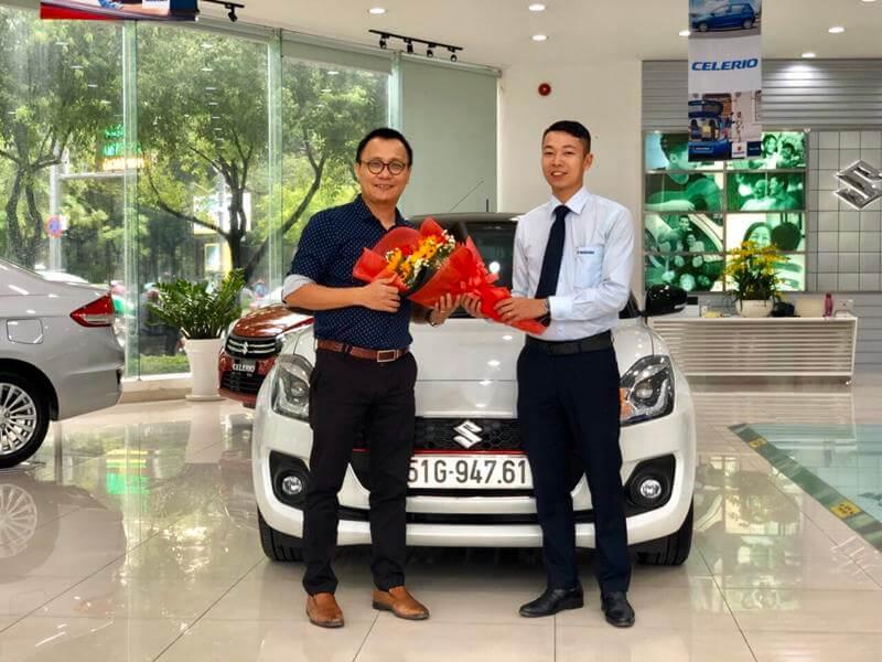 Suzuki Phổ Quang Giao Xe Swift